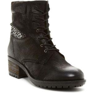 NIB Catherine Malandrino Ceres Short Leather Boot